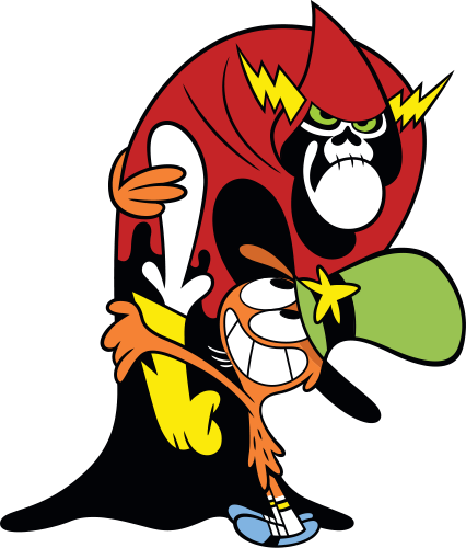 Image - Wander and lord hater art.png | Crossover Wiki ...
