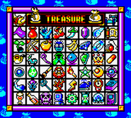 Wario Land 2 Treasures