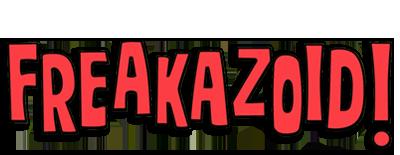 A freakazoid logo