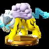 SSB4 Trophy Raikou