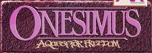 Onesimus logo