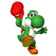 SM64DS Yoshi-Mario Hat
