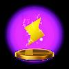 SSB4 Trophy LightningBolt