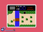 WWG Microgame Zelda