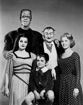 A munsters family