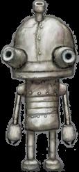 Josef from machinarium