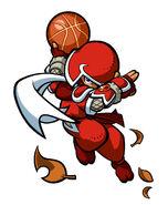 MarioBasket Ninja