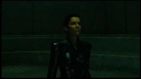 Aki Ross in The Matrix