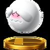 SSB4 Trophy Boo