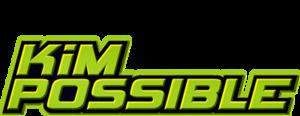 A kim possible logo