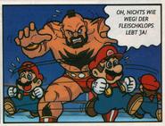 Mario vs Zangief