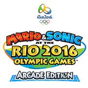 Mario&Sonic2016Arcade Logo