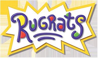 A rugrats logo