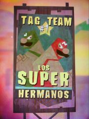Guacamelee LosSuperHermanos