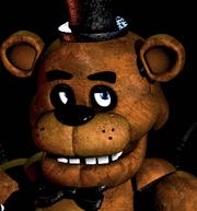 Freddy fazbear art