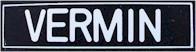 Vermin Label
