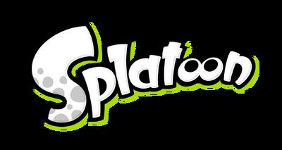 A Splatoon logo