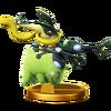 SSB4 Trophy GreninjaAlt WiiU