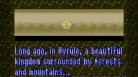 The Legend of Zelda Timeline - Angry Video Game Nerd