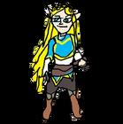 WWG amiibo Zelda