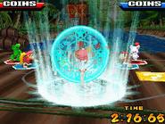MarioBasket Holy Shot