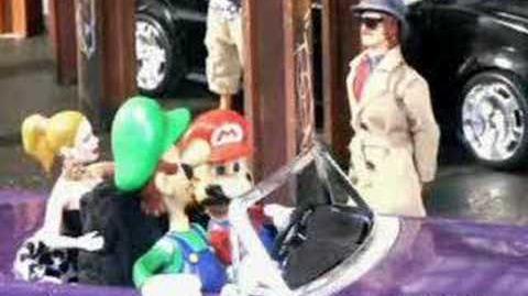 Mario a Vice City