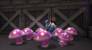 MattHazard CaptainCarpenter Mushrooms
