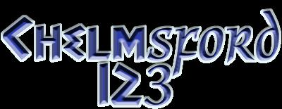 Chelmsford 123 logo