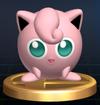SSBB Trophy Jigglypuff