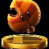 SSB4 Trophy SuperLeaf