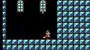 Super Mario Bros 3 first warp whistle