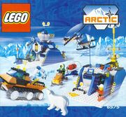 LegoArctic PolarBase