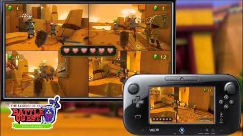 Nintendo Land OST - Battle Quest - Gerudo