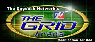 A The Grid logo