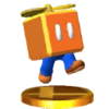 SSB4 Trophy MarioPropellerBox