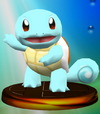 SSBM Trophy 123 Squirtle