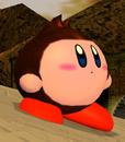 SSBM Kirby hat DonkeyKong