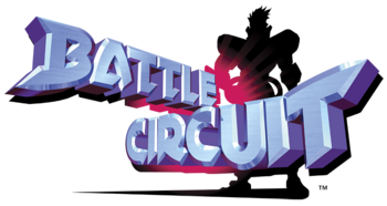 Battle circuit logo