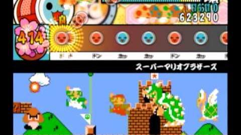 Mario X Taiko no Tatsujin