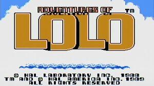 AdventuresofLolo