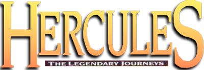 A Hercules the legendary Journeys logo