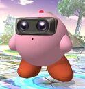 SSBB Kirby hat ROB
