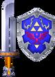 SC2 weapon Link RazorSword