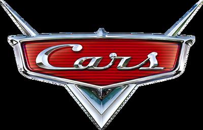 Cars Pixar logo