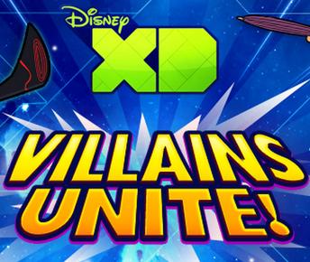 Disney XD Villains Unite