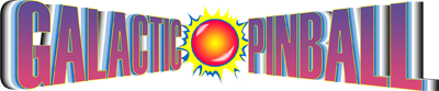 Galactic Pinball logo