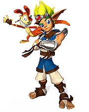 A Jak and Daxter