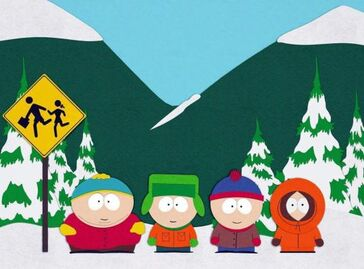 Boys from south park