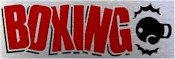 Boxing G&W Logo