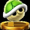 SSB4 Trophy GreenShell